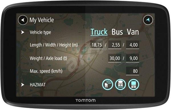 TomTom GO 6250