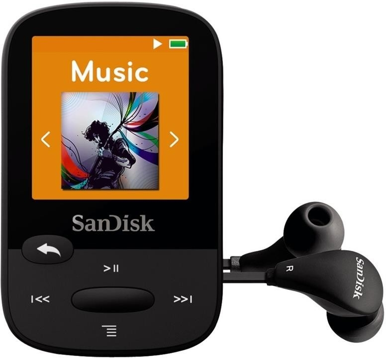 SanDisk Clip Sports 8GB
